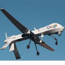 Google sigue los pasos de Amazon y experimenta con drones para enviar paquetes