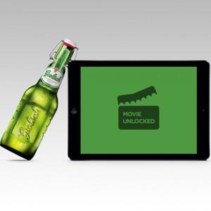 Cerveceros del mundo: pronto podrán comprar películas con una cerveza en la mano