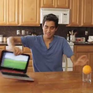 Un anuncio de HP para televisión es el primer spot hecho totalmente con Vines