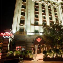 Hard Rock Café, el lugar ideal para hacer de su evento un acontecimiento único en Madrid