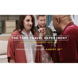 ikea time travel anuncio