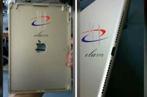 Se filtran imágenes de la supuesta carcasa del nuevo iPad
