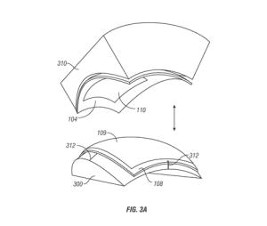 Apple registra la patente de una pantalla táctil curvada que podría estar en un futuro iWatch