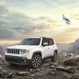 Búsquelo, encuéntrelo y quédeselo: Jeep juega al escondite con sus clientes en el lanzamiento del nuevo Renegade