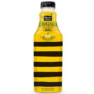 Minute Maid Limón & Nada lanza al mercado su nuevo producto con un toque de miel