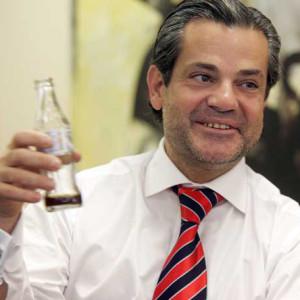 La polifacética trayectoria de Marcos de Quinto, presidente de Coca-Cola en España