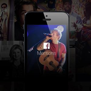 Facebook Mentions, la nueva app para