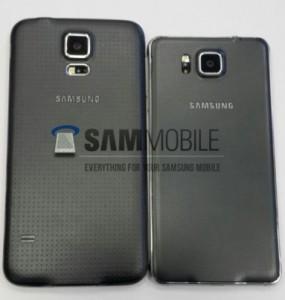 Este teléfono de Samsung quiere ganar el concurso de belleza que mantiene con Apple
