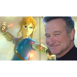 Nintendo está valorando bautizar a uno de sus personajes en homenaje a Robin Williams