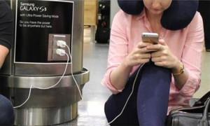 Samsung se ríe de los usuarios de Apple donde más les duele