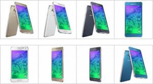 Samsung presenta por fin el modelo Galaxy Alpha, su nueva maravilla metálica
