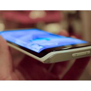 Samsung tiene en el horno un smartphone con una pantalla de tres caras