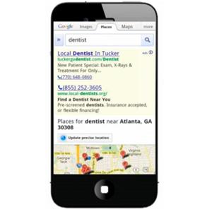 El search marketing en los dispositivos móviles sigue siendo un niño problemático para los