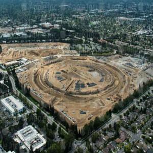 La futura sede de Apple, cada vez más cerca de ser una realidad
