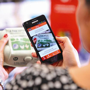 Los usuarios de smartphones no quieren que ir de tiendas se convierta para ellos en un auténtico