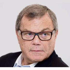 Martin Sorrell gana 780 veces más que un empleado medio de su empresa, WPP