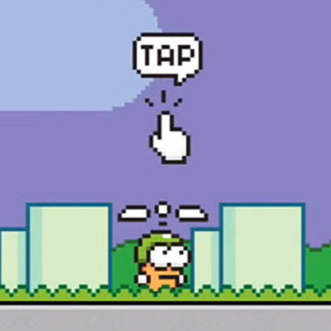 Swing Copters, el sucesor de Flappy Bird, ya está disponible para iOS y Android