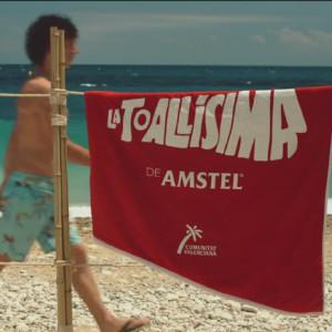 Amstel da en