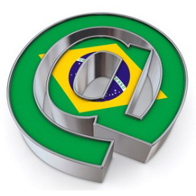 Los internautas brasileños son los usuarios latinoamericanos que más tiempo pasan online