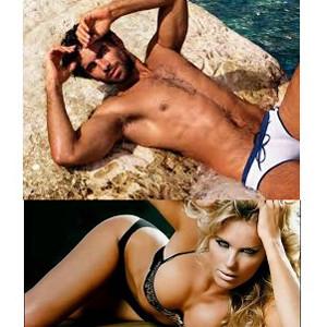 Vanessa Romero y Rubén Cortada encabezan el top de los más atractivos del verano