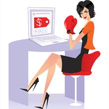 A la hora de comprar online, las mujeres son más exigentes que los hombres (pero también más leales)