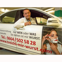 Conchita Wurst demanda a una web de citas por uso indebido de su imagen en una campaña publicitaria