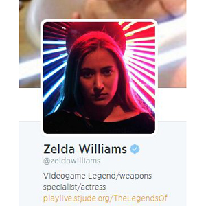 zelda williams