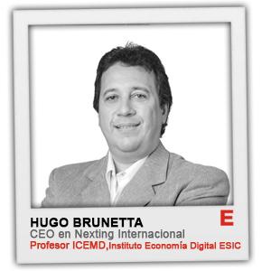 """Hugo Brunetta, ICEMD: """"Las marcas ya no deberían anunciarse, solo relacionarse"""""""
