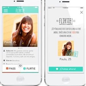 Flirtie, la app española para conocer gente con gustos e intereses similares
