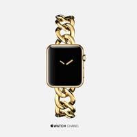 ¿Cómo sería el Apple Watch si hubiese sido diseñado por las grandes firmas de moda?