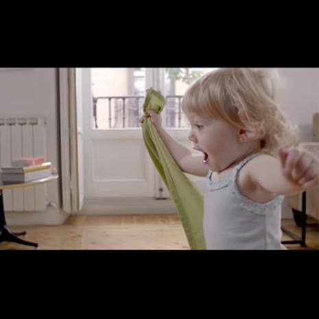 Dodot saca la nueva campaña para su versión mejorada de los pañales Activity