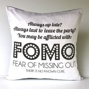 síndrome FOMO