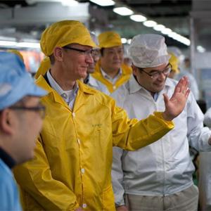Foxconn no da abasto con la producción del iPhone 6