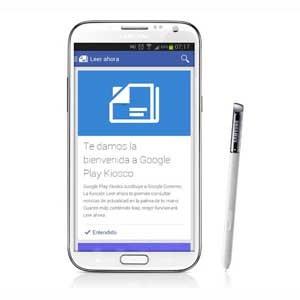 Google Play ofrece suscripción a revistas, periódicos y blogs en Google Play Kiosco