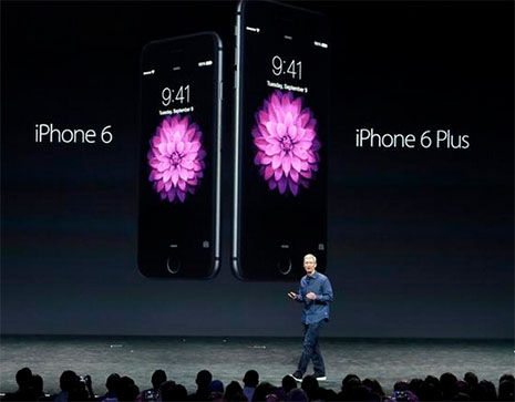 iphone 6 tim cook