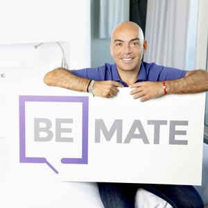 Kike Sarasola revoluciona el sector turístico creando BeMate.com, una nueva categoría de alojamiento