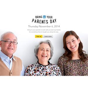 LinkedIn revela el fuerte impacto que tienen los padres en la carrera profesional de sus hijos