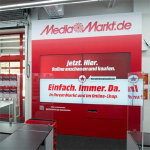 Media Markt se divorcia del negro en su nueva imagen corporativa