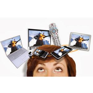 Los espectadores cada vez pasan menos tiempo delante de la TV y más ante vídeos digitales