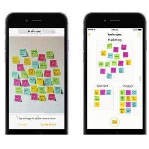3M lanza Post-it Plus, primera aplicación oficial para iOS que permite escanear post-its