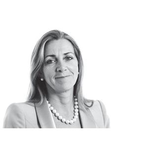 Rona Fairhead será la primera mujer que presida la BBC