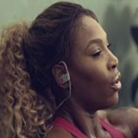 Nada detiene a Serena Williams en el nuevo spot de Beats by De