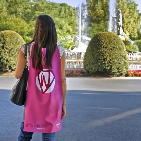 #SuperWoman es el proyecto solidario de Buckler 0,0 con David Bustamante