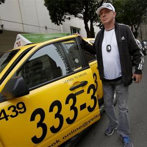 Taxi en San Francisco