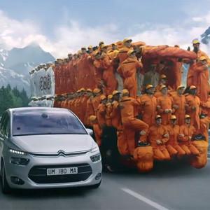 Olvídese de los drones: lo último en reparto de paquetes son los camiones