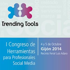 El I Congreso de Herramientas para profesionales del social media cierra su lista de ponentes y presenta el programa