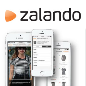 Zalando está probando su aplicación para reconocer la ropa