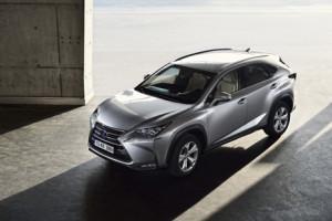 Lexus se adentra en el segmento SUV con su nuevo NX