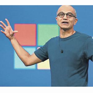 El consejero delegado de Microsoft se compromete a igualar los sueldos entre hombres y mujeres