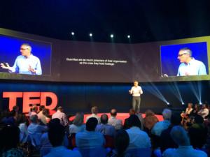 Lowe and Partners presenta en TEDGlobal cómo la Creatividad y la Activación social pueden luchar contra el terrorismo